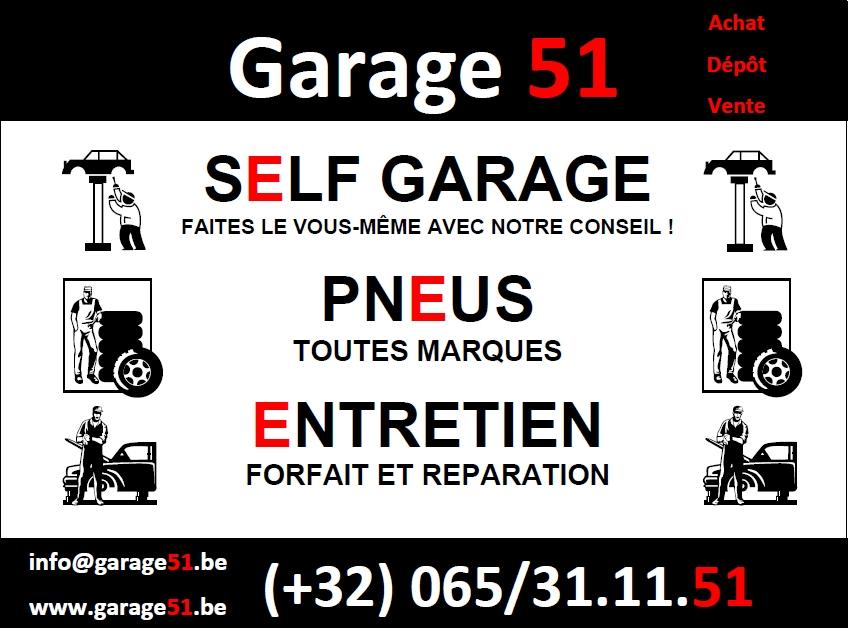 self garage 51 forfait entretien et pneus et la vente de voitures. Black Bedroom Furniture Sets. Home Design Ideas